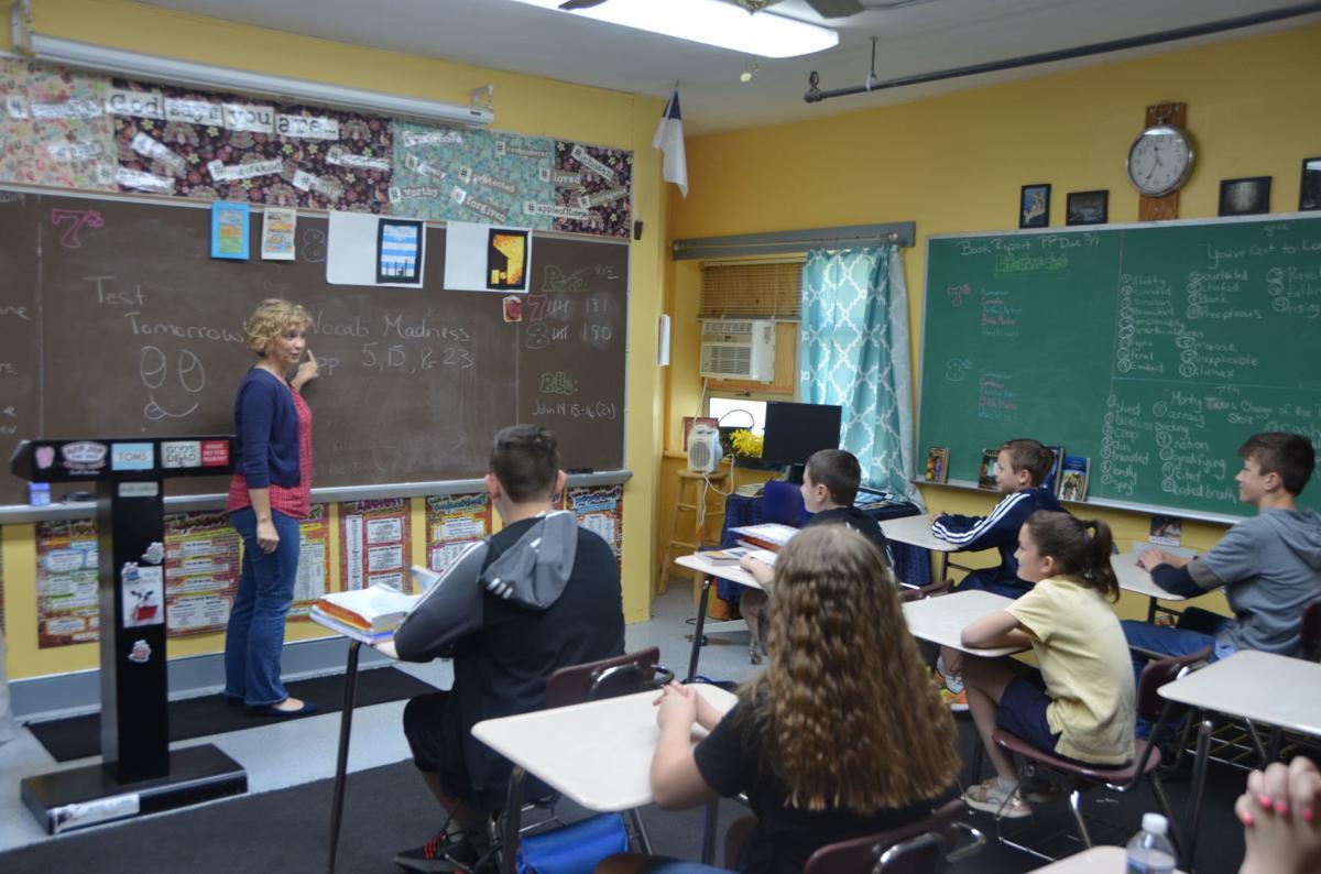 Nolan teaching