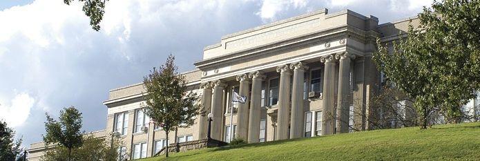 Fairmont State University Administration Building