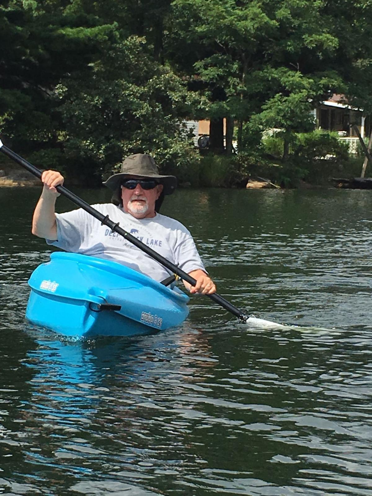 Big Bear Lake Kayaking