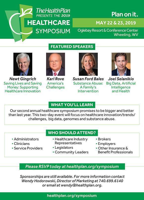 2019 Healthcare Symposium poster