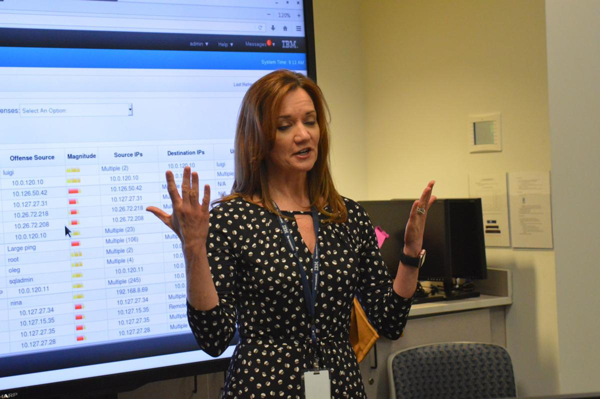 Camp Dawson hosts IBM QRadar class for veterans | News | wvnews com