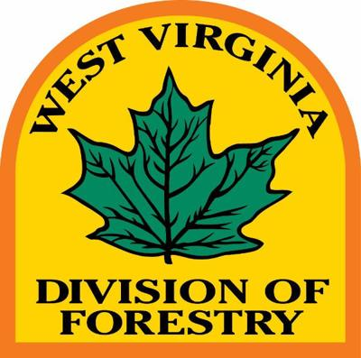 West Virginia Division of Forestry logo