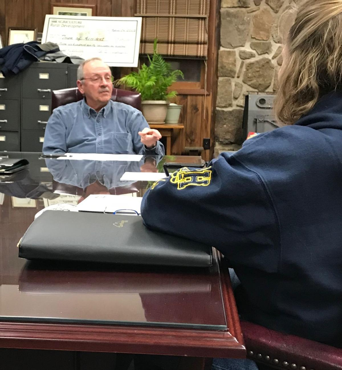 Annual Town Convention set in Accident