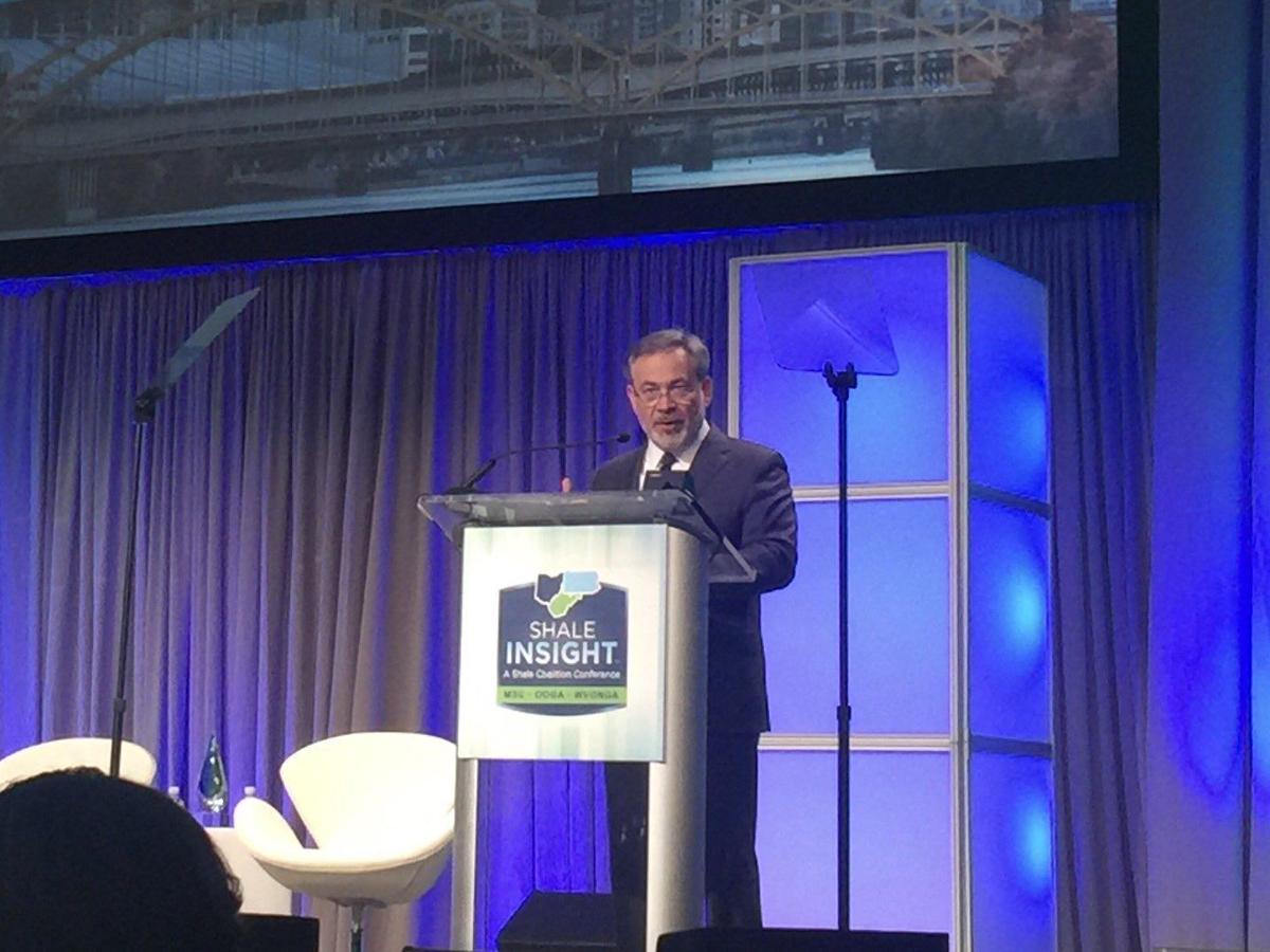 Deputy U.S. Secretary of Energy Dan Brouillette