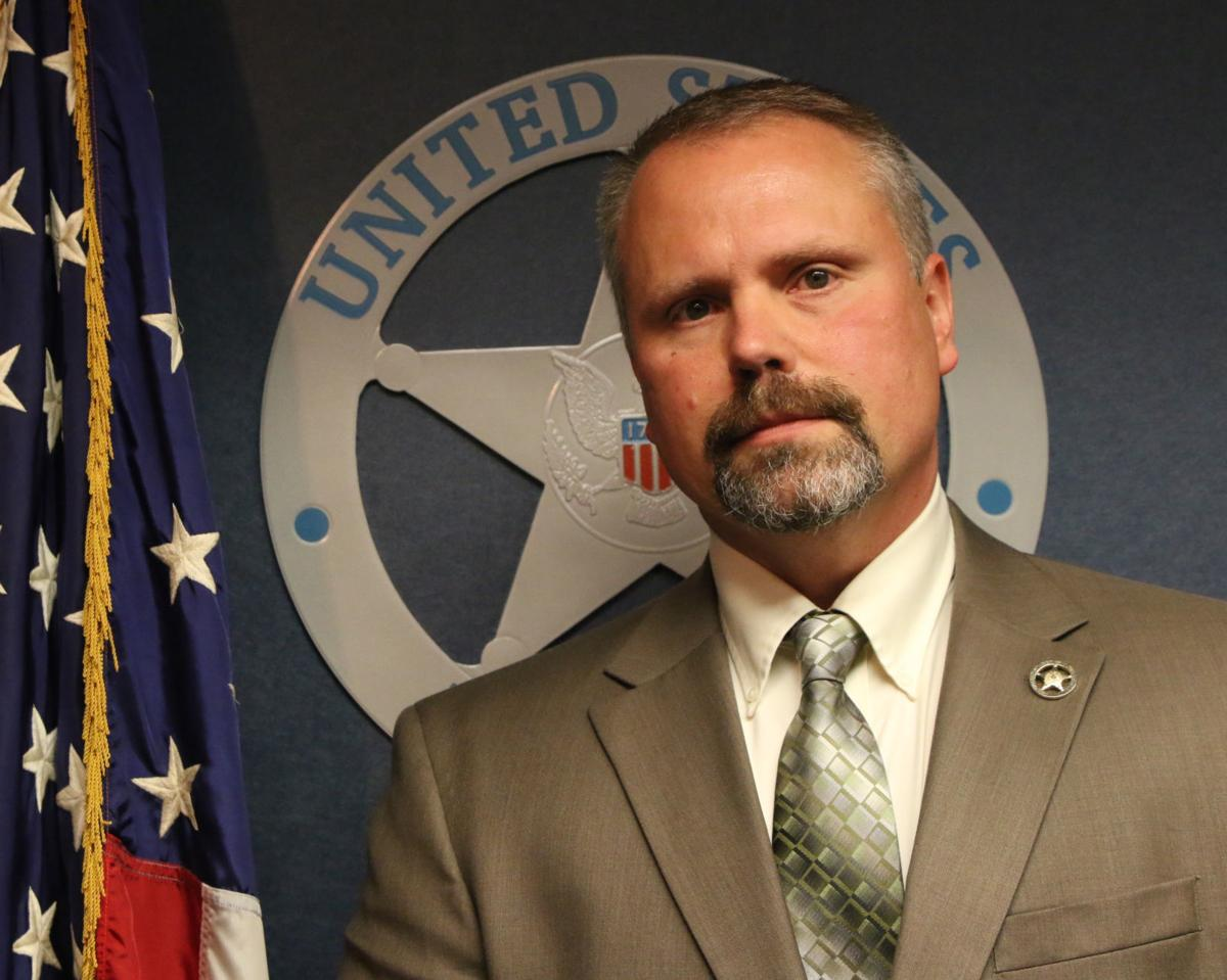 Chief Deputy Marshal Alex Neville