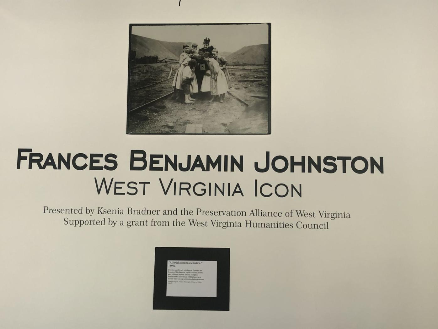 Francis Benajmin Johnston Exhibit