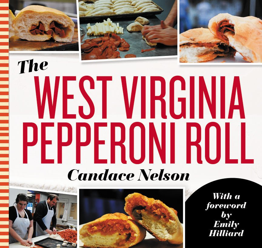The WV Pepperoni Roll book