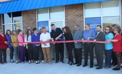 Aspen Dental ribbon cutting in Clarksburg, WV