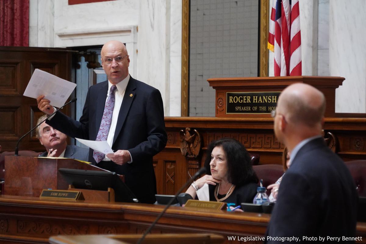 Sen. Craig Blair, R-Berkeley