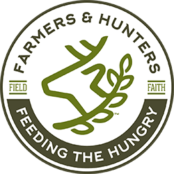 Farmers and Hunters Feeding the Hungry helps families in need