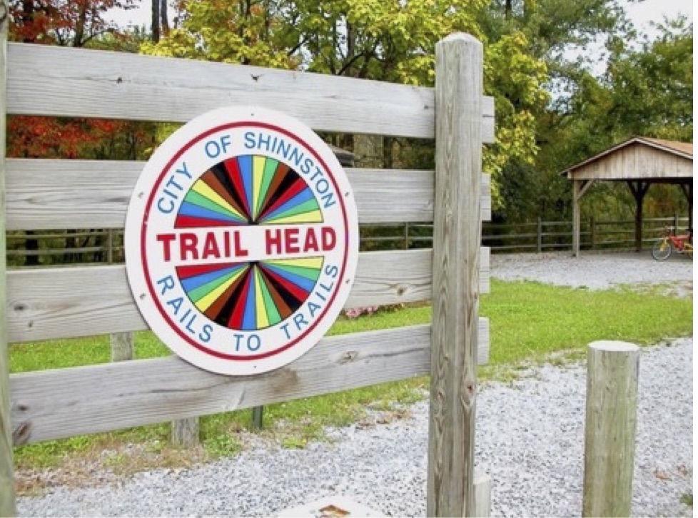Shinnston Trail Head
