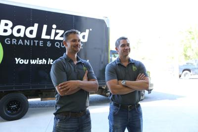 Bad Lizard Granite & Quartz owners