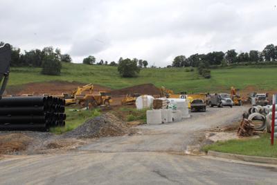 Rec Center future site