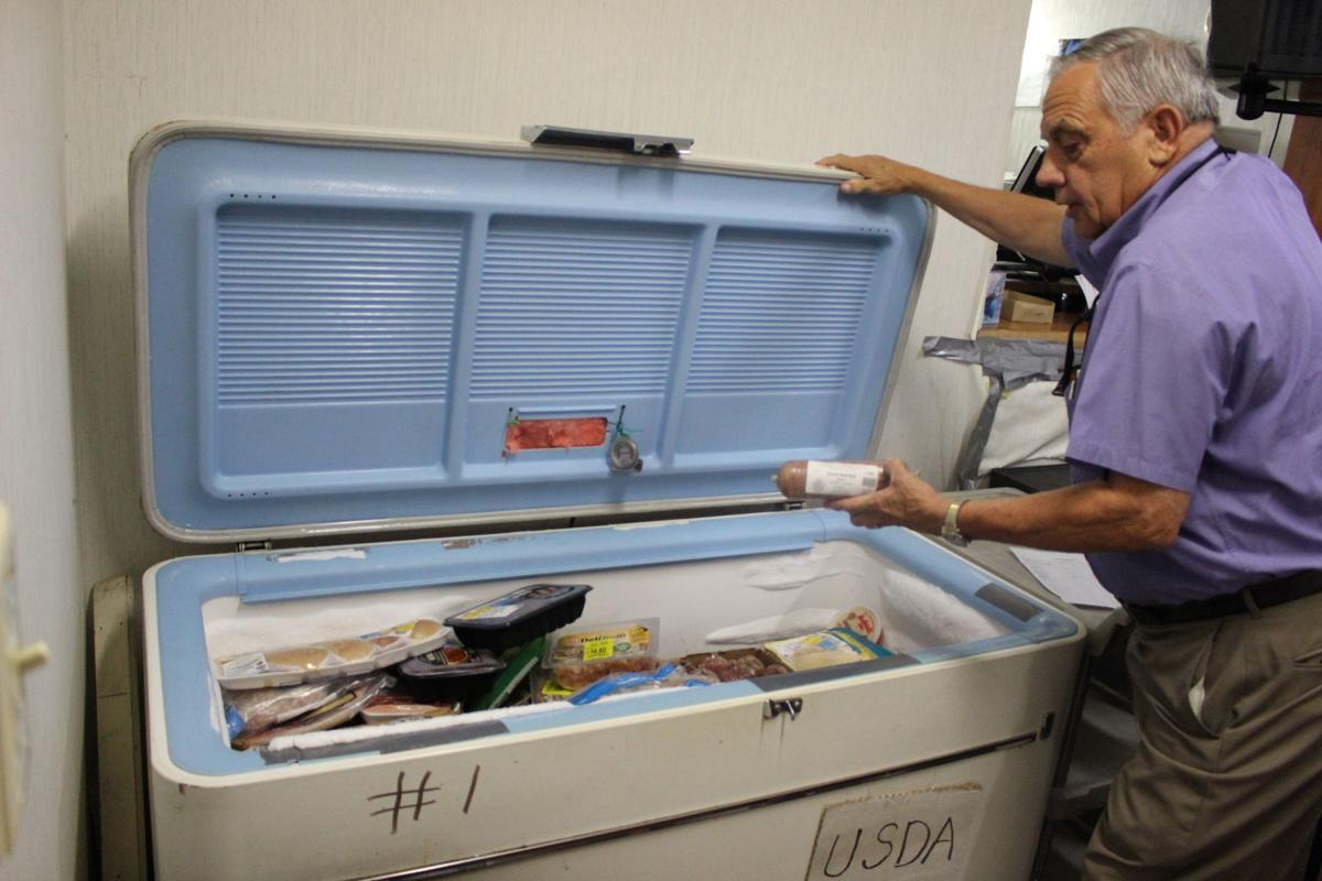 Food Pantries Seek Donations To Feed Hungry People During Summer