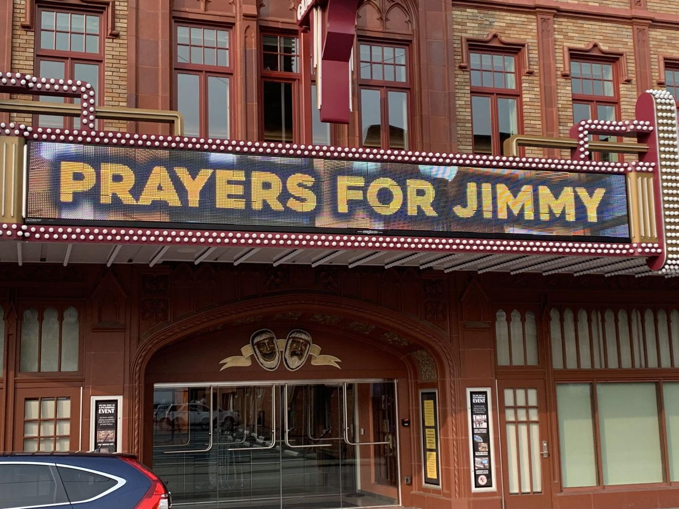 Prayers for Jimmy Malfregeot