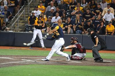 Gonzalez hits