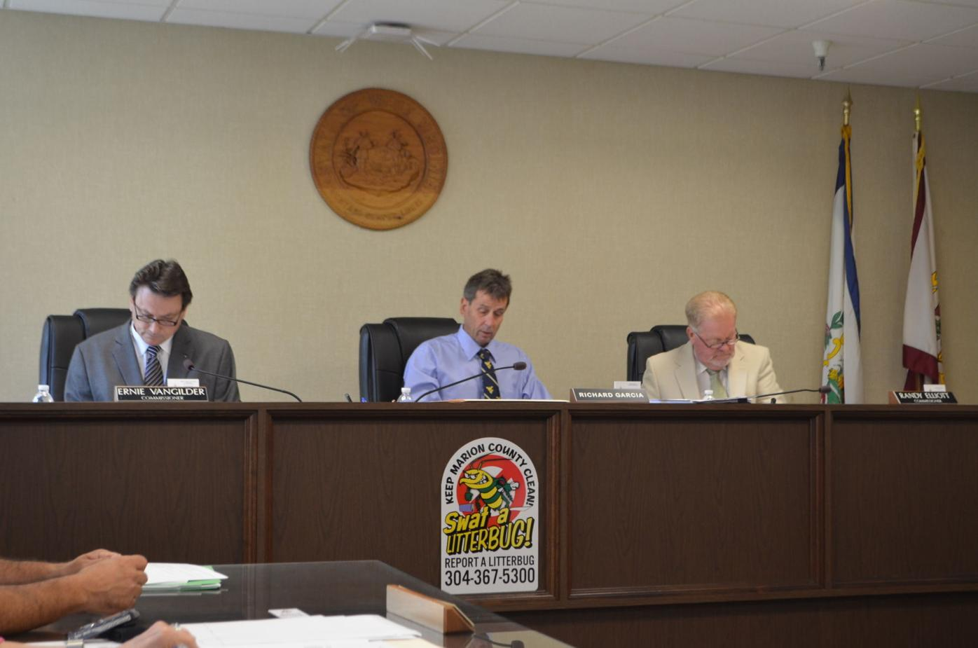 Marion Co. Commission 8-12-2020