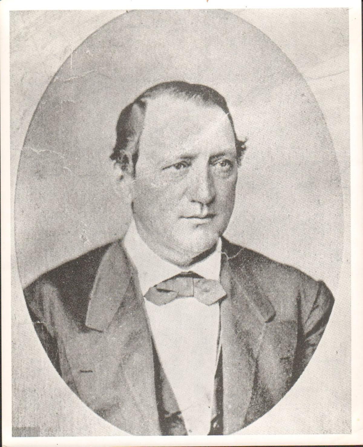 John Carlile portrait