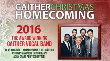 gaither christmas homecoming