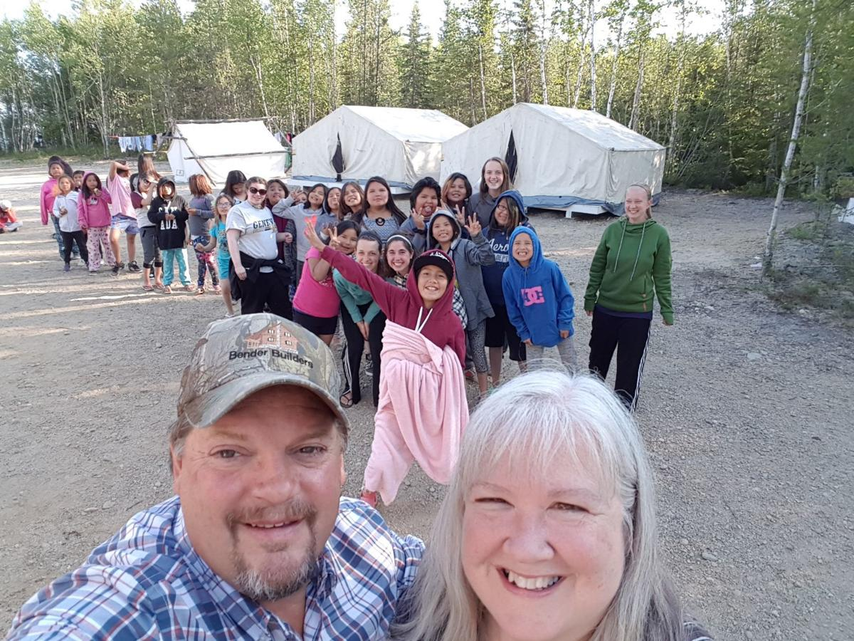 Brenneman couple continues mission work at Weagamow Lake