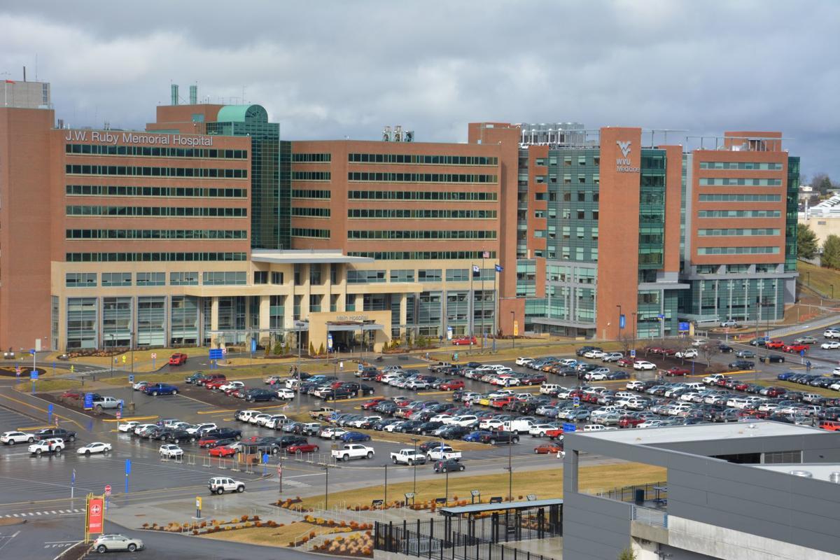 WVU Hospital