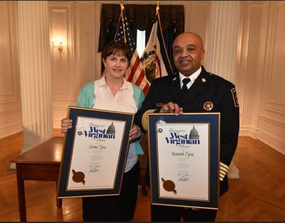 Distinguished West Virginian award