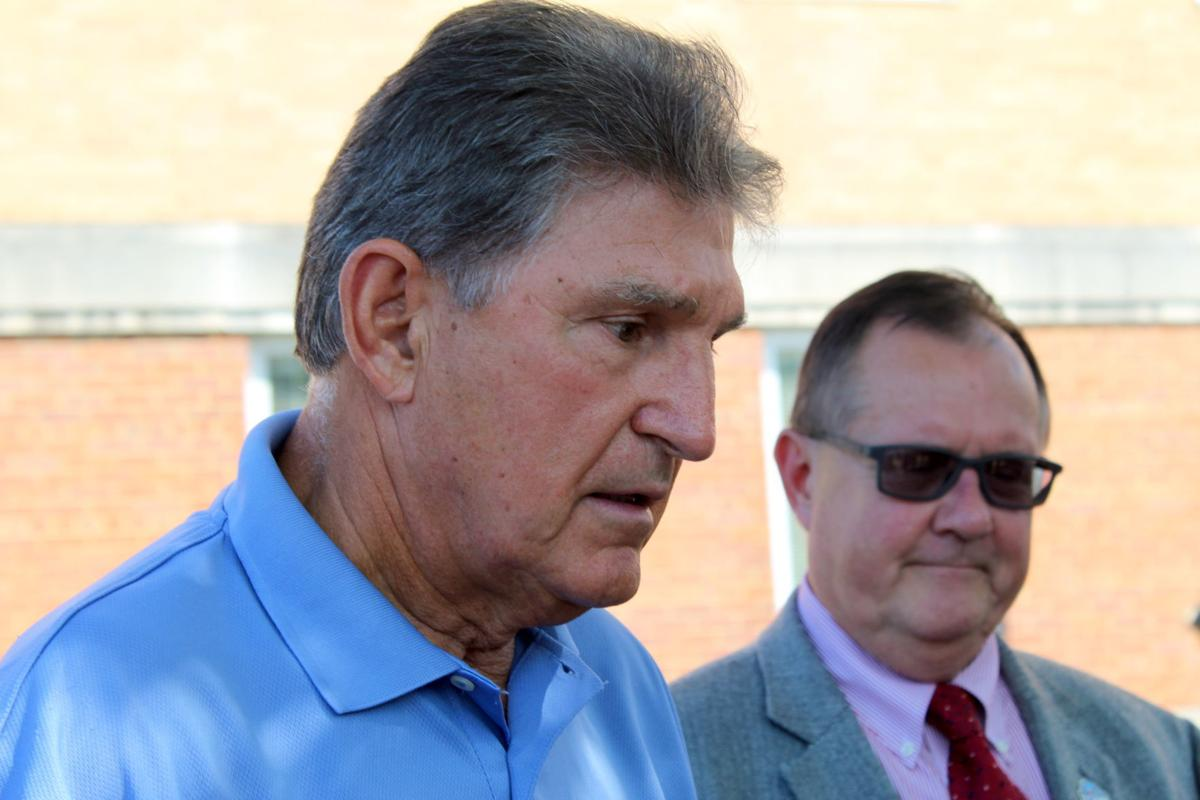 Manchin: Going to make sure perpetrators pay in suspicious