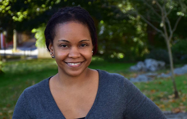 Dr. Janine Sam, Shepherd University
