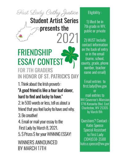 Essay contest 7th grade top curriculum vitae writing services gb