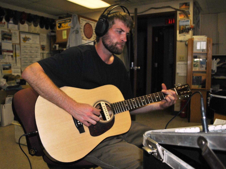 Music instrument artisan Ryan Snyder hones craft from high a top Laurel Mountain
