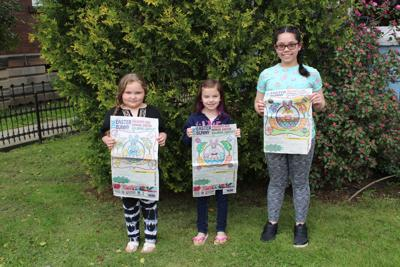 2019 Easter Coloring Contest Winners