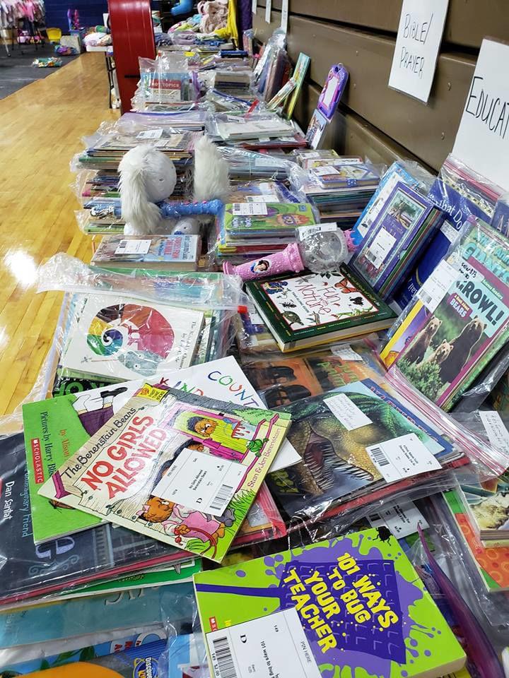 Consignment books