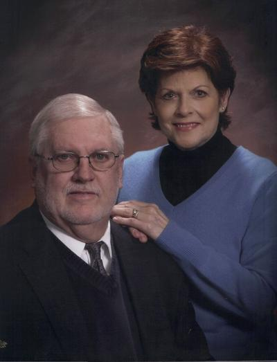Rusty and Shirley Hutson