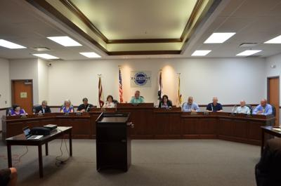 Fairmont City Council - Aug. 2019
