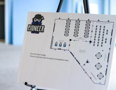 GSC eSport Center Plan