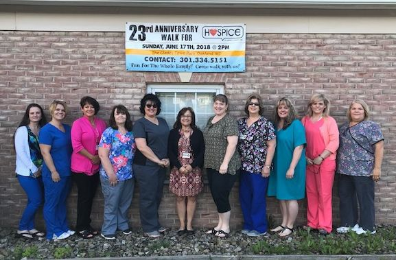 23rd annual Walk for Hospice set for June 17
