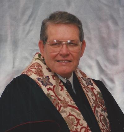 The Rev. Dr. Richard L. Wright