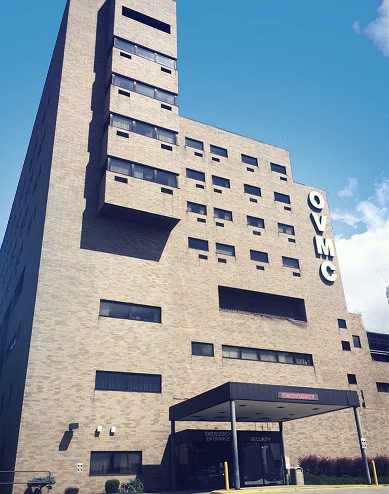 OVMC campus