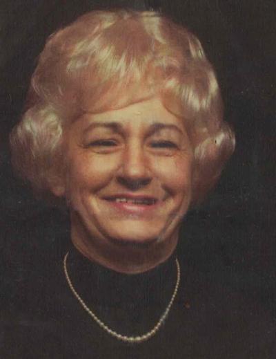 Irene Lillian Brumfield Duncan Robinson
