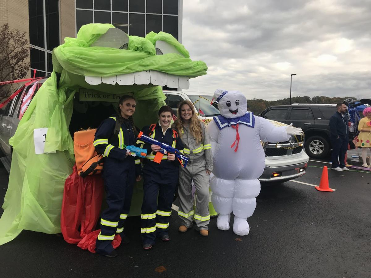 First Trunk or Treat takes place at White Oaks Business Park | News ...