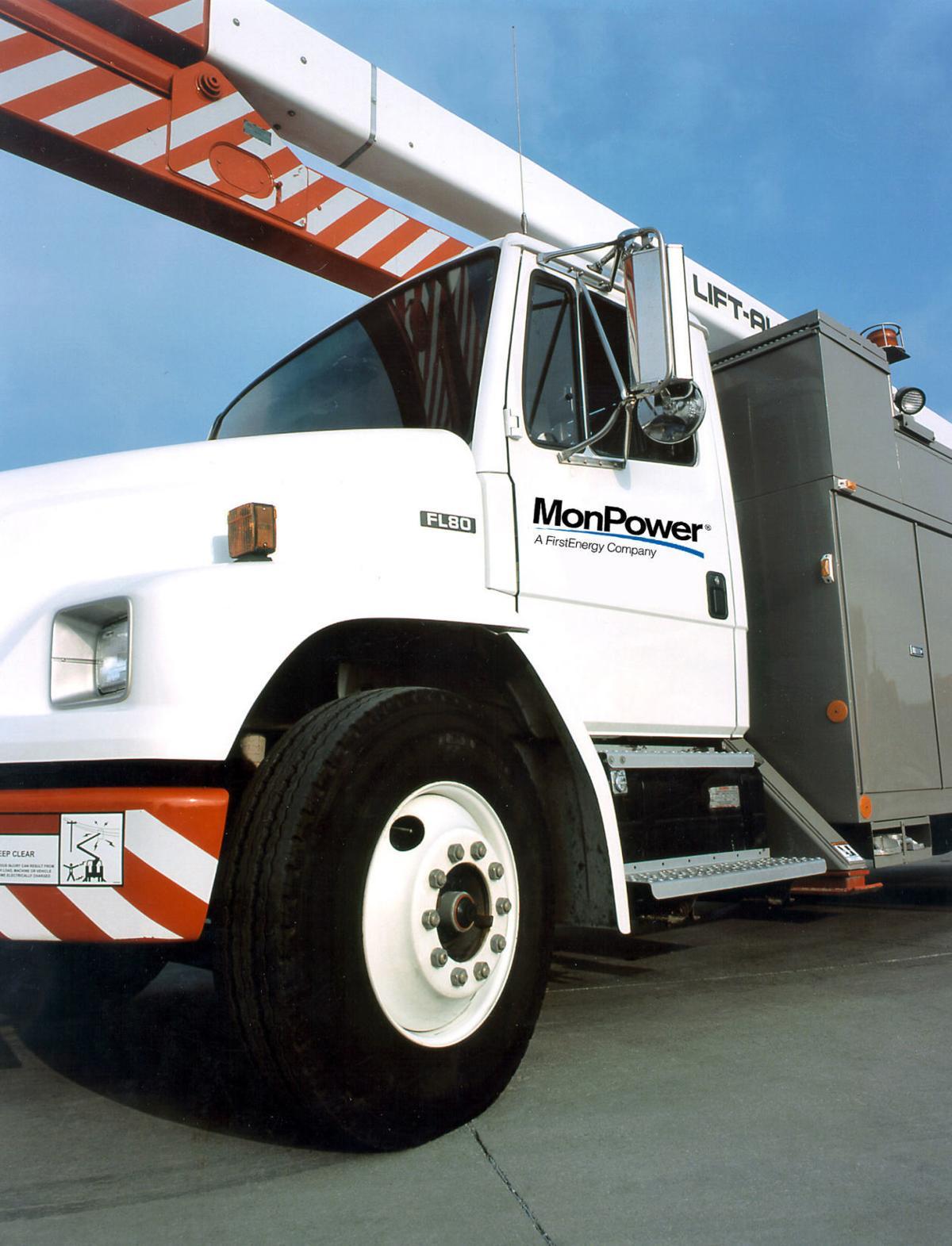 Mon Power truck