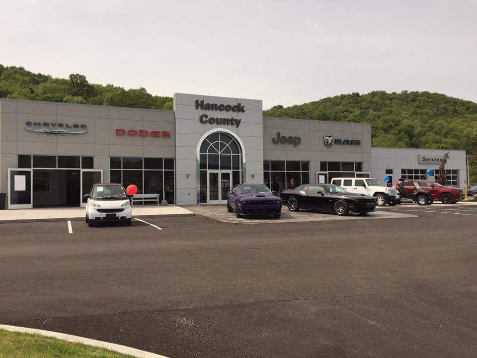 New dealership