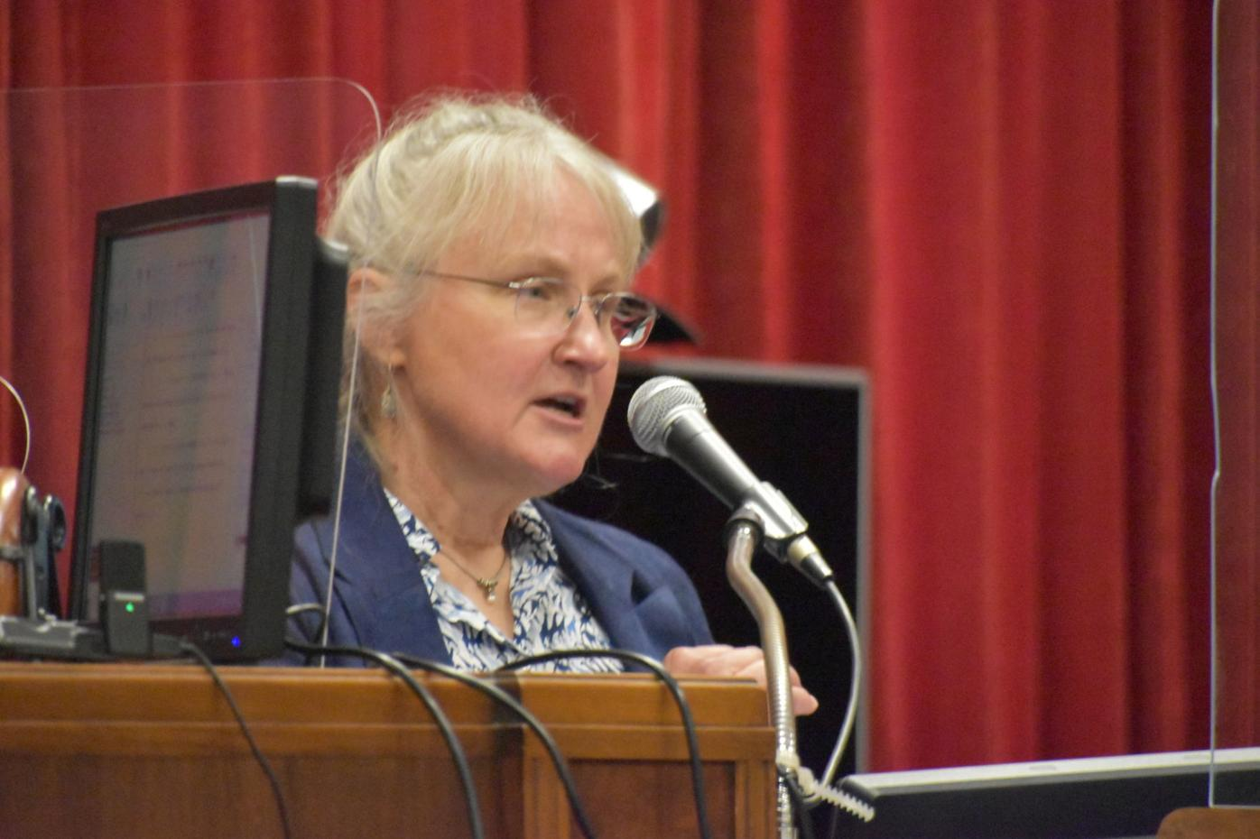 Dr. Elizabeth Rouse--Hoard Trial
