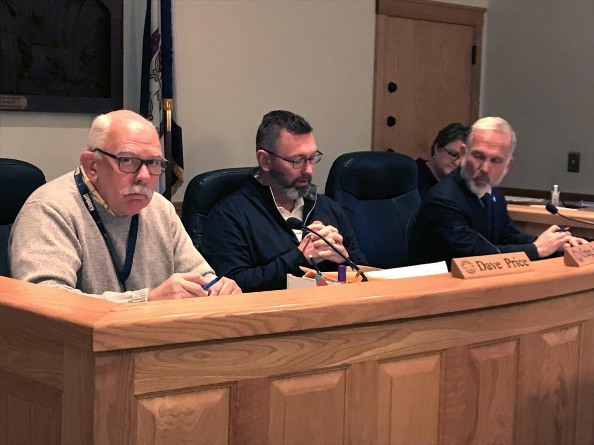 Preston County Commission Oct. 30