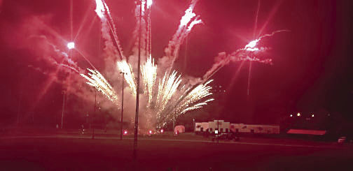 Fireworks show in Lewis County now a possibility
