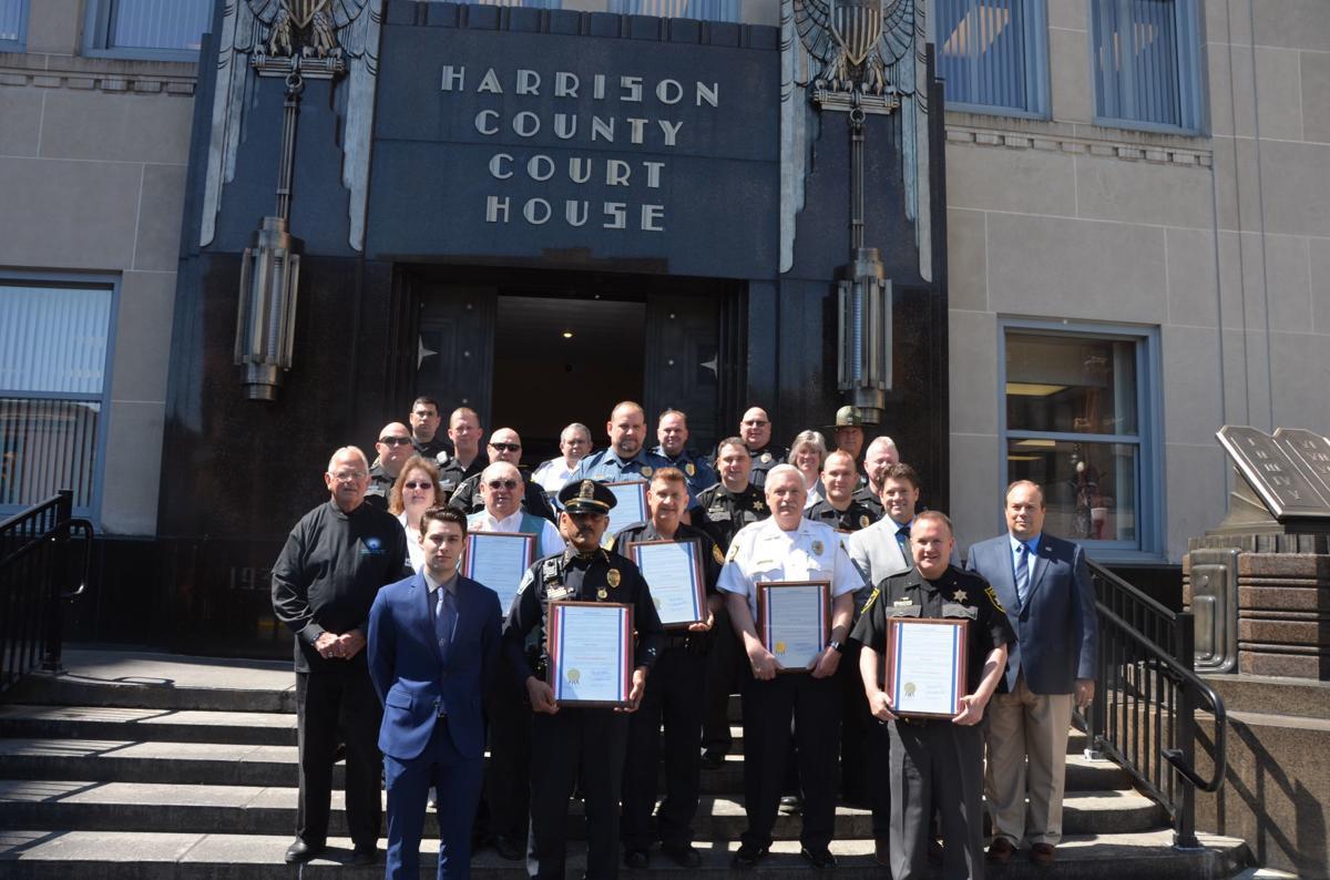 Harrison County law enforcement