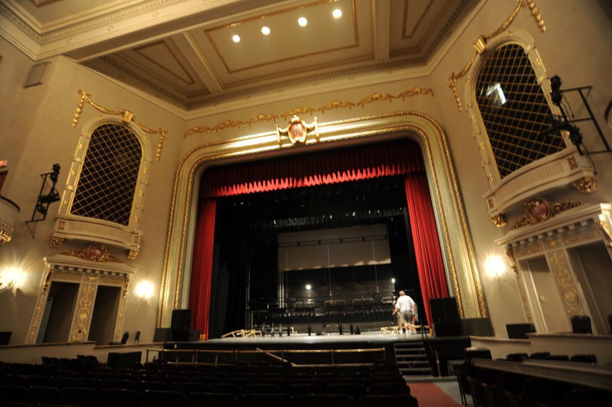 Met Theatre restoration