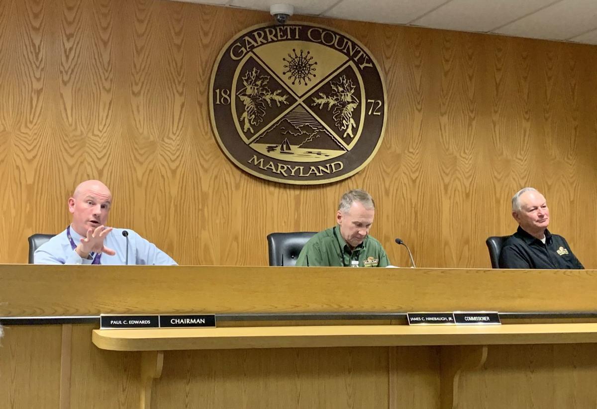 Garrett County commissioners update report