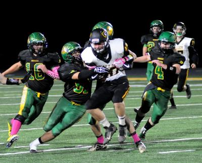 Doddridge County linebacker core a force to reckon with