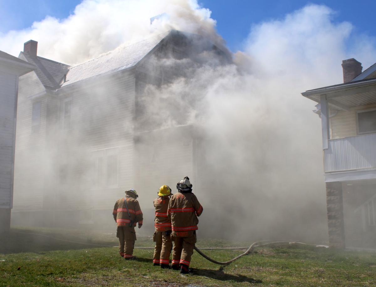 Fairview Ave. Fire